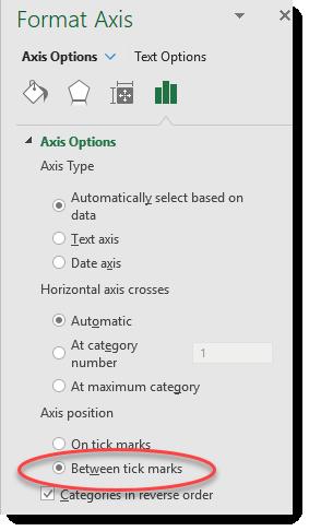 reverse data option