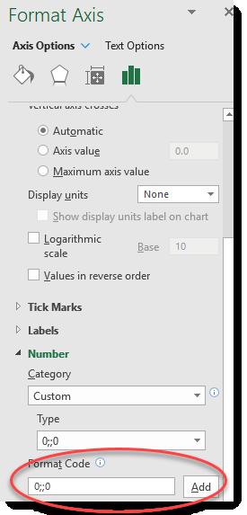 change number format